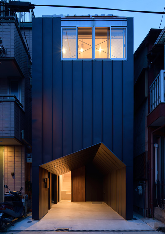 YMT House / GENETO, © Yasutake Kondo
