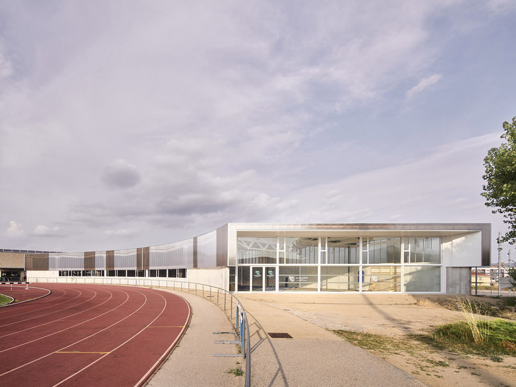 CAI Athletic Pavilion / GAP Associates, © Jesús Arenas Mesa