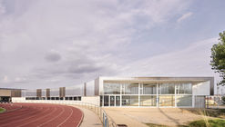 CAI Athletic Pavilion / GAP Associates
