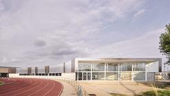 Pabellón atlético del CAI / GAP Associates