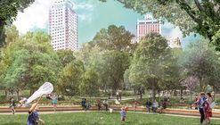 Madrid comenzará en febrero la reforma de la Plaza de España