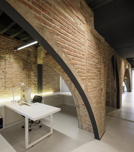 BABYDOG OFFICE / CUAC ARQUITECTURA, © Fernando Alda