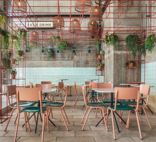 Mar@Co Restaurant / Naomi Szwec + Noa Ben Yehuda