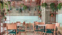 Restaurante Mar@Co / Naomi Szwec + Noa Ben Yehuda