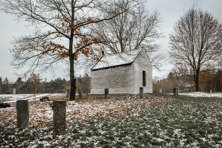 Family Chapel / OTA atelier, © Tomas Slavik