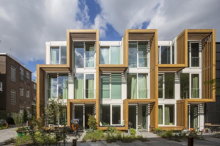 Funenhof / Arons en Gelauff Architects, © Luuk Kramer