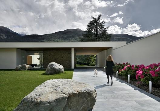Villa Geef / Damilano Studio Architects
