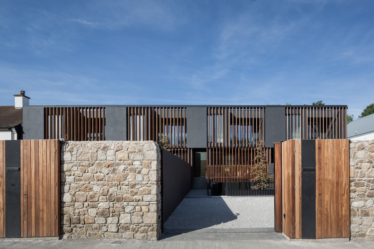 Morehampton Mews / ODOS architects, © Ste Murray
