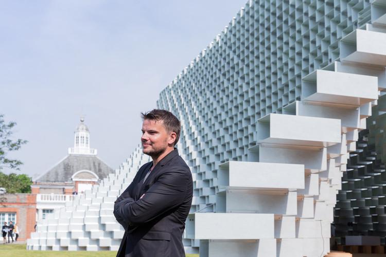 Bjarke Ingels recibirá el Premio Kalmanani en México, Cortesía de NODE
