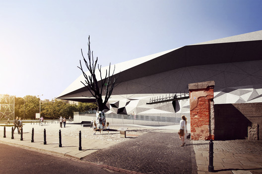 FAAB Designs New Prison Museum Project in Warsaw