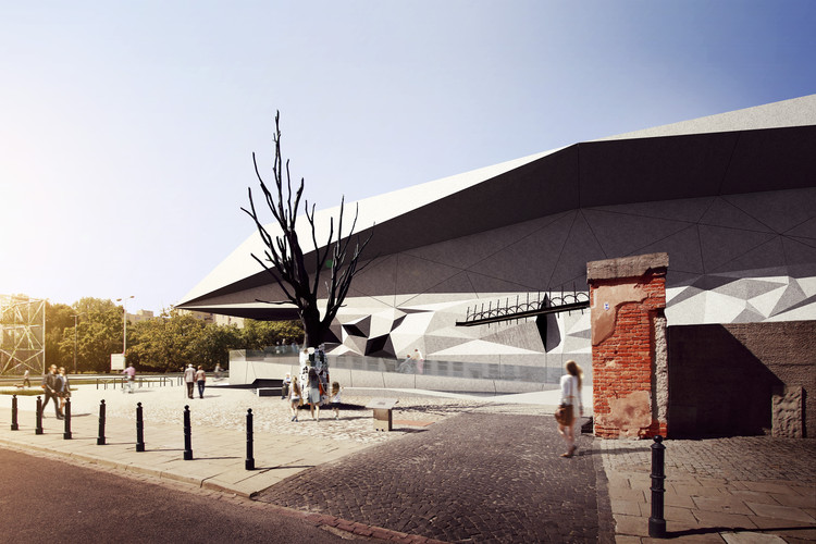 FAAB Designs New Prison Museum Project in Warsaw, Pawiak Prison Museum of Warsaw. Image Courtesy of FAAB Architektura