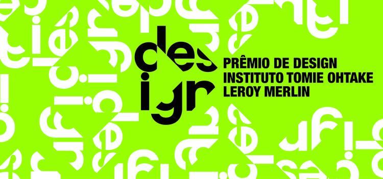 Exposição do 1º Prêmio de Design Instituto Tomie Ohtake Leroy Merlin