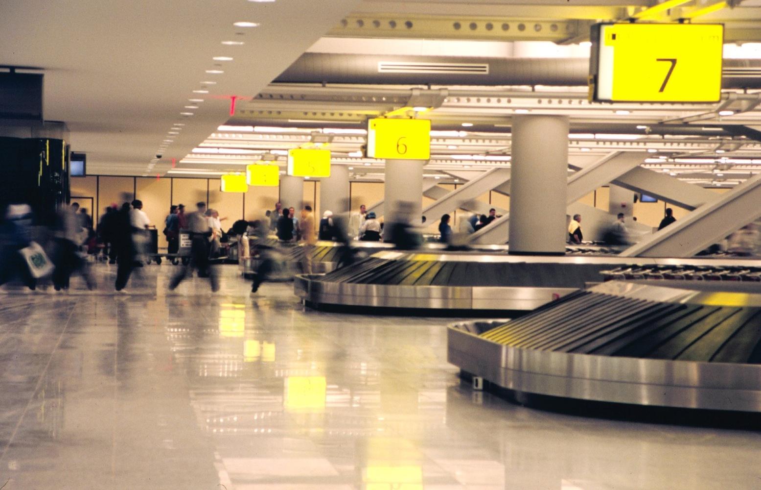 John F Kennedy International Airport Terminal 4
