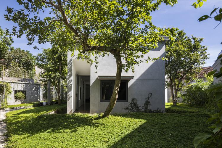 Y House / Nguyen Khac Phuoc Architects , © Hiroyuki Oki