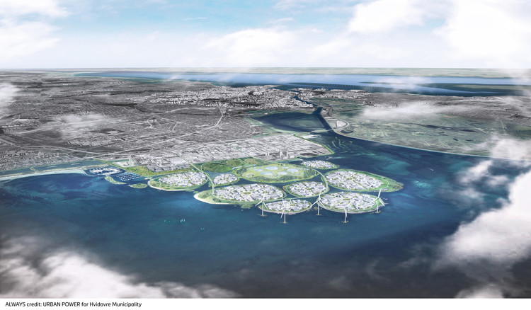 The Eco-Friendly Floating Cities of the Future, Courtesy of URBAN POWER for Hvidovre municipality