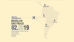 Tour Arquitectura 2019 Plan Pise: Medellín / Sao Paulo