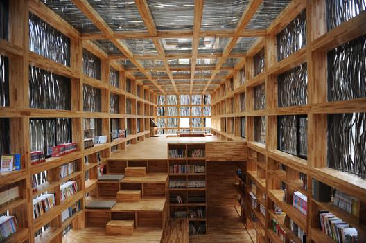 LiYuan Library / Li Xiaodong Atelier. Image