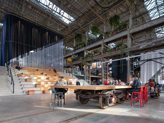 LocHal Library / Mecanoo + CIVIC architects + Braaksma & Roos architectenbureau + Inside Outside