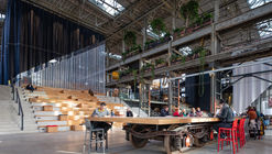 Biblioteca LocHal  / Mecanoo + CIVIC architects + Braaksma & Roos architectenbureau + Inside Outside