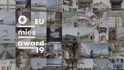 Anunciados os projetos finalistas para o EU Mies Award 2019