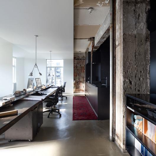 Estudio tres / D'Arcy Jones Architects
