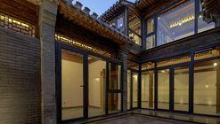 Hutong Courtyard Renovation at Qianmen Street / Super + Partners