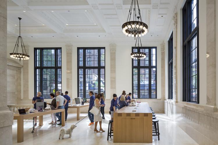 Apple Store Upper East Side Bohlin Cywinksi Jackson
