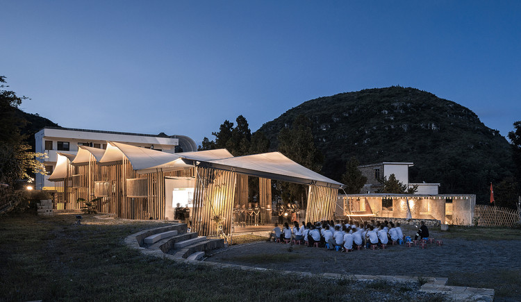 Raleigh Campsite in Guizhou / Architectural Design Institute of South China University of Technology, © Li Yao