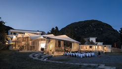 Raleigh Campsite in Guizhou / Architectural Design Institute of South China University of Technology