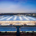 O'Hare International Airport expansion. Image Courtesy of SOM