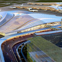O'Hare International Airport expansion. Image Courtesy of Studio ORD