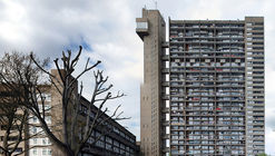 AD Classics: Trellick Tower / Erno Goldfinger