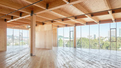 The California Mass Timber Building Competition