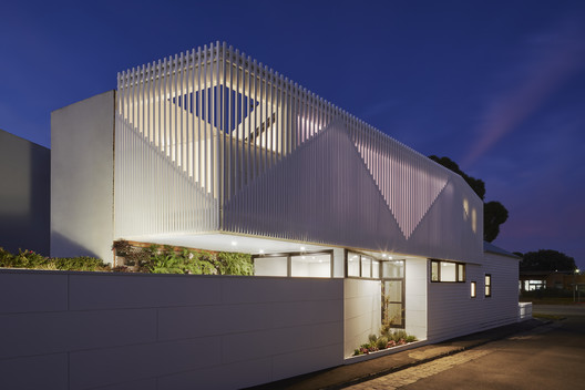 Downside Up House / WALA