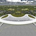 Houston Spaceport. Image Courtesy of Houston Airport System