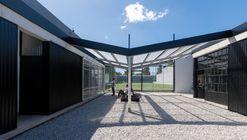 Reciclaje y Ampliación UVE San Agustín / Además arquitectura