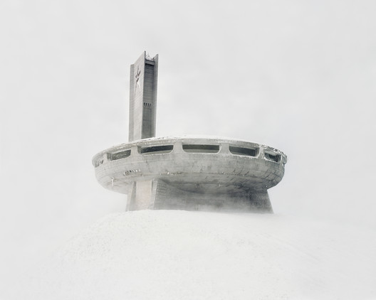 An abandoned building in central Bulgaria near the town of Kazanlak. Image © Danila Tkachenko