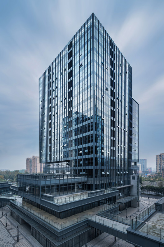 Chengdu Wanhe Center / CHALLENGE DESIGN, © Prism Images