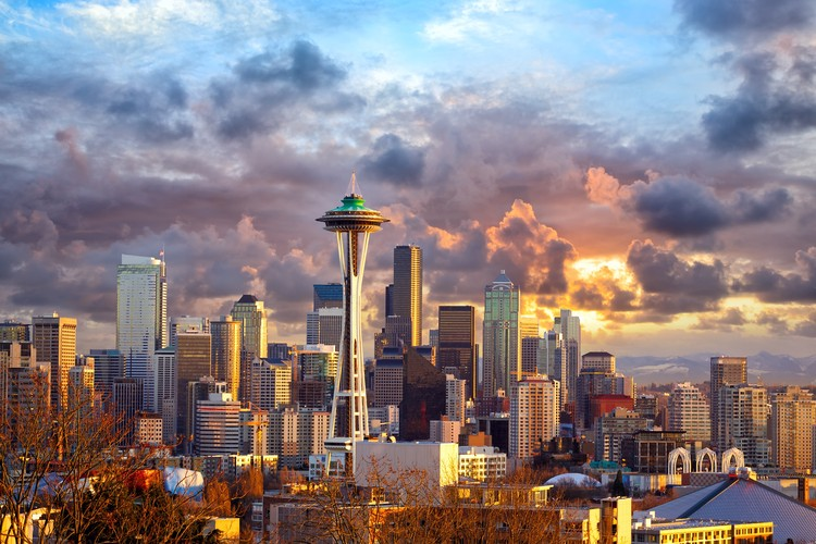 Microsoft is Investing $500 Million in Seattle Affordable Housing, Seattle WA. Image © Shutterstock