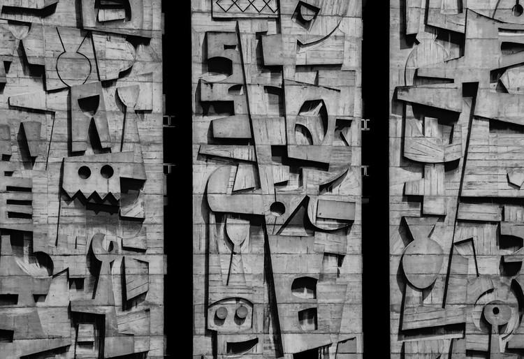 Guía de arquitectura moderna en Ciudad de Guatemala, © Andrés Asturias