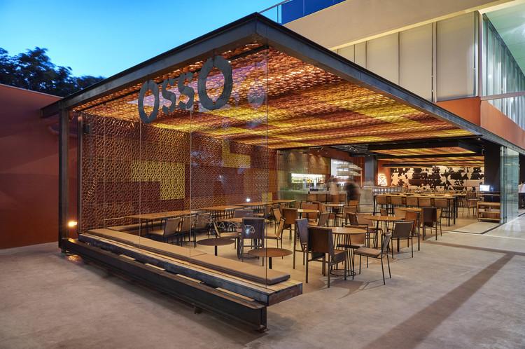 Restaurante OssO / Gustavo Penna Arquiteto e Associados, © Jomar Bragança