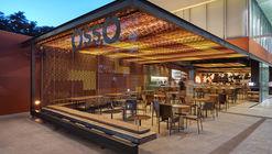 OssO Restaurant / Gustavo Penna Arquiteto e Associados