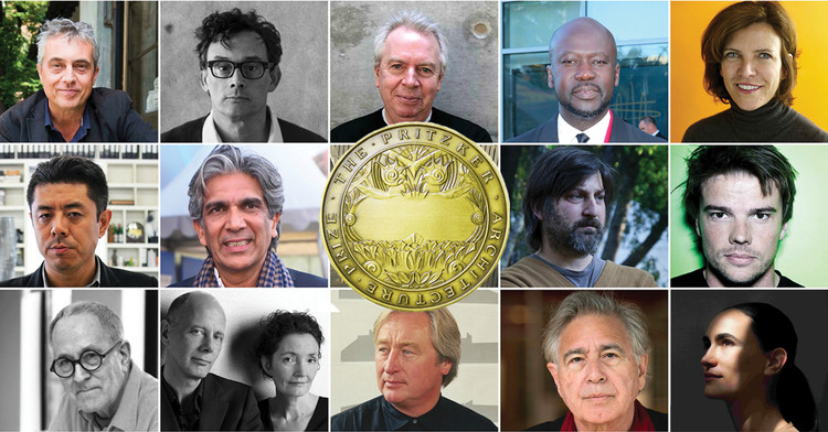 Who Should Win the 2019 Pritzker Prize?