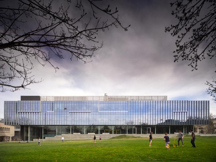 CoorsTek Center for Applied Science and Engineering / Bohlin Cywinski Jackson, © Nic Lehoux