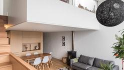 Apartment F+B / Núcleo de Arquitetura Experimental