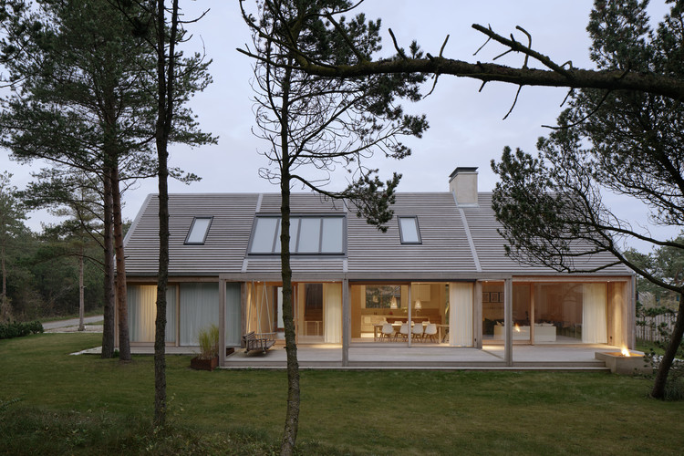 Summerhouse Sandby / Johan Sundberg Arkitektur, © Markus Linderoth