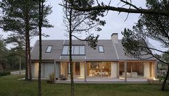 Casa de verano Sandby / Johan Sundberg Arkitektur