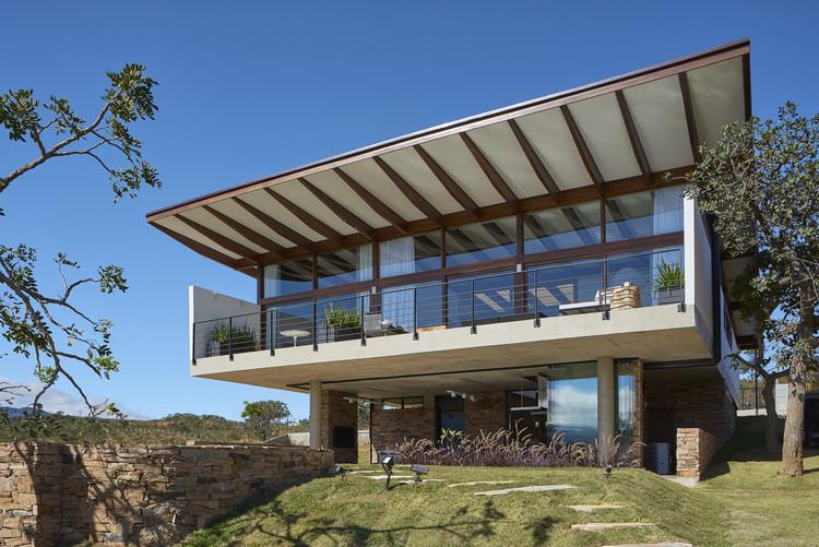 Casa na Serra do Cipó / TETRO Arquitetura, © Jomar Bragança
