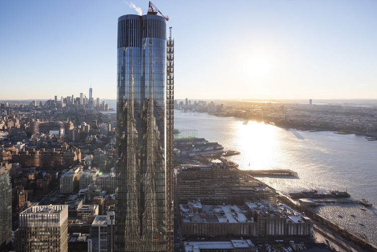 Diller Scofidio + Renfro and Rockwell Group's Hudson Yards Skyscraper Completed in Manhattan, Courtesy of Timothy Schenck for Related-Oxford