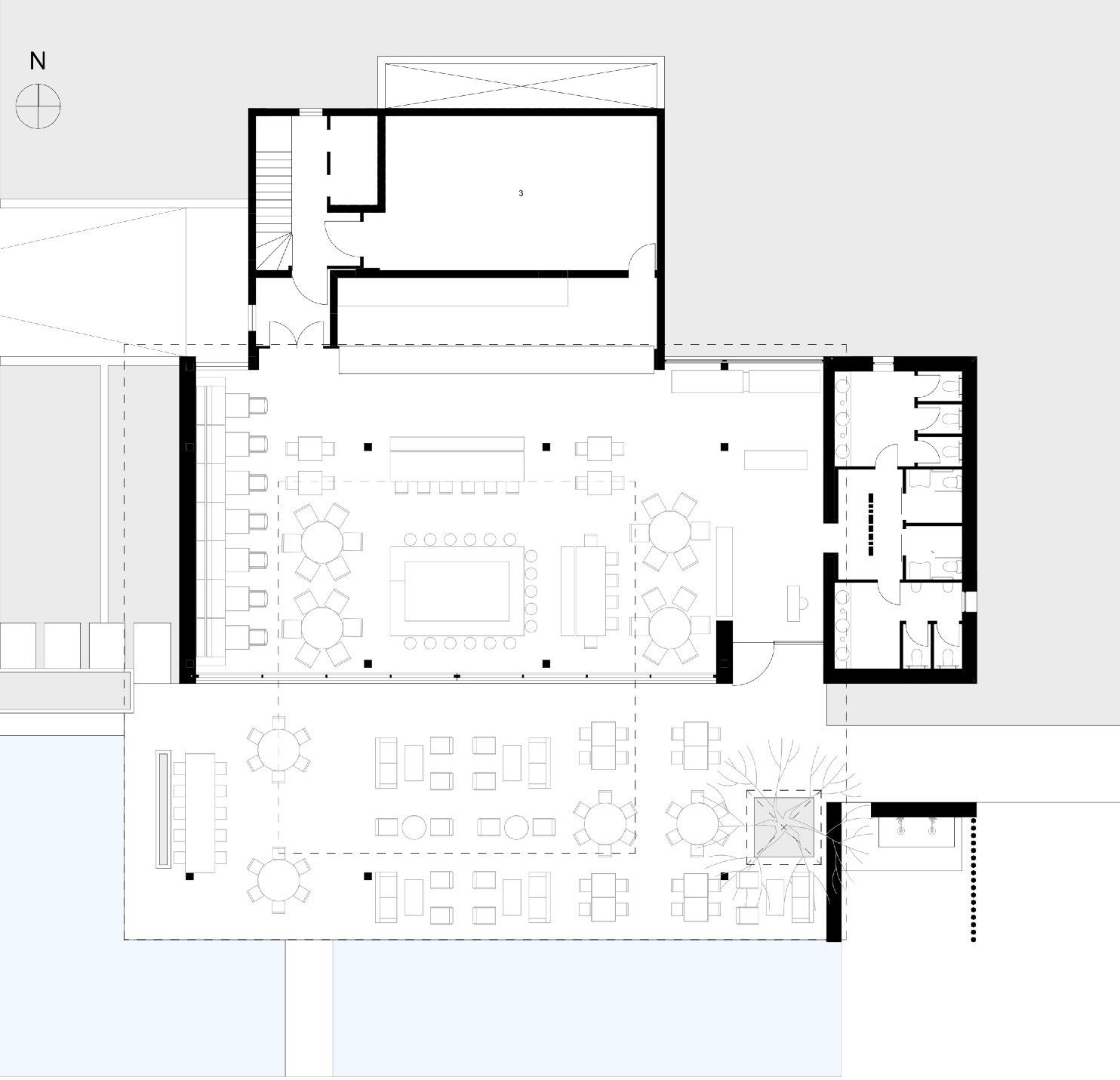 Gallery Of Caravia Beach Junior Suites Restaurant Mastrominas Architecture 35